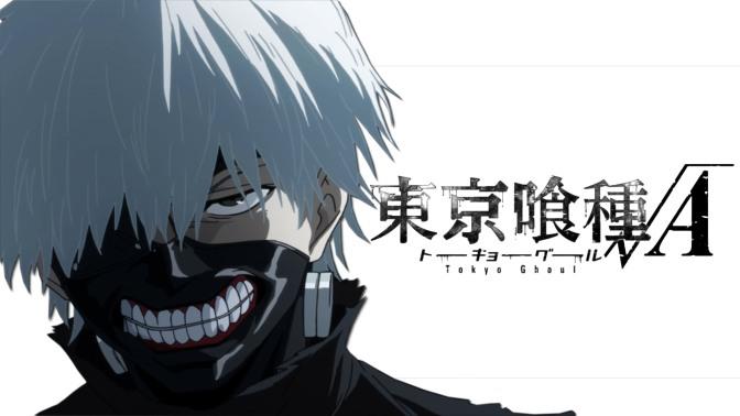 Tokyo Ghoul √A [12/12] [BD] [Sub Esp] [Mega]