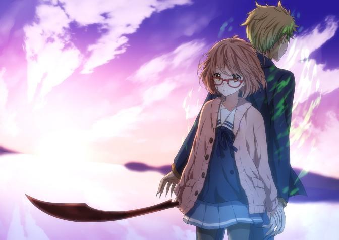 Kyoukai no Kanata Movie: I'll Be Here – Kako-hen – Yakusoku no Kizuna [Pelicula] [BD] [Sub Esp] [Mega]
