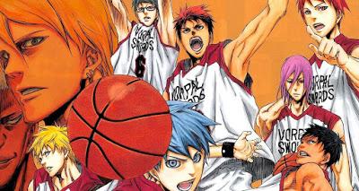 Kuroko no Basket – Extra Game [Manga] [08/10] [Español] [Mega]