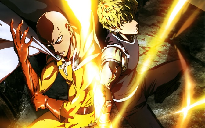 One Punch Man [12/12 + Especiales 06/06 + Ova 01/01] [BD] [Sub Esp] [Mega]