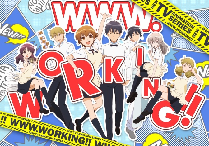 WWW.Working!! [13/13] [HD] [Sub Esp] [Mega]